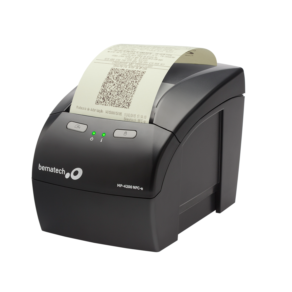 Conserto de impressoras térmicas, leitores de código de barras, impressoras de cheque.